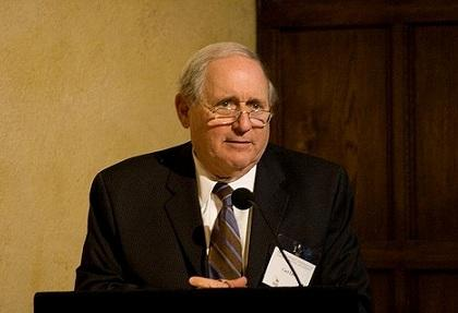 Senator Carl Levin favors President Obama's plan to provide better oversight of energy markets
