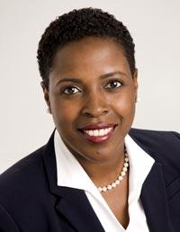Detroit City Council member Saunteel Jenkins.