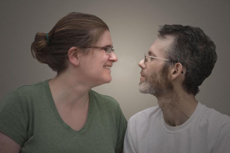 Amy Scott and her husband Joe