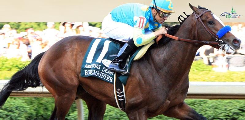 Bodemeister is the early line favorite for this Saturday's Kentucky Derby