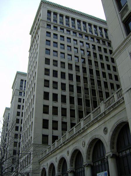 District I offices of the Michigan Court if Appeals in Detroit