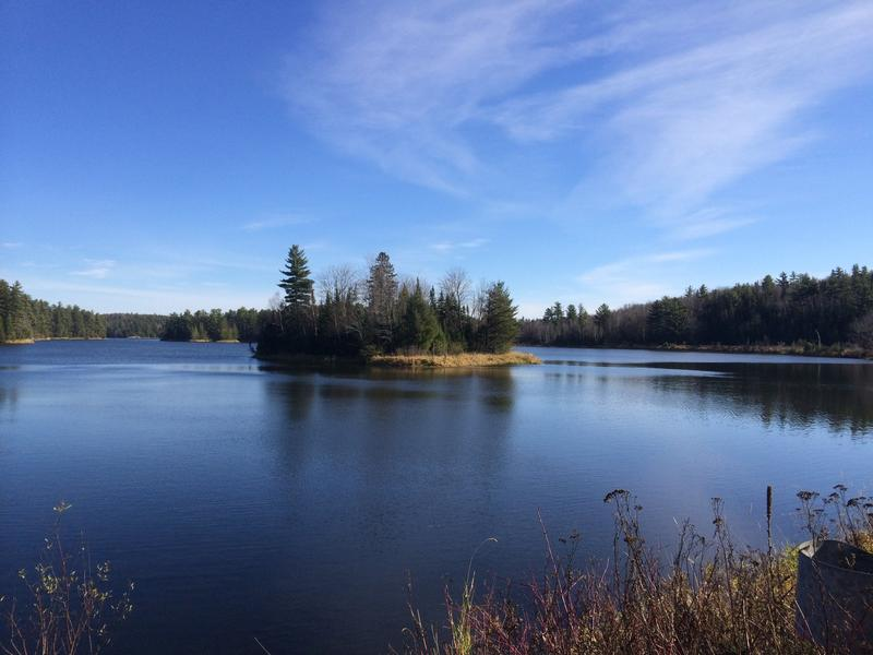 Deer Lake is the first site delisted that's on the Lake Superior basin.