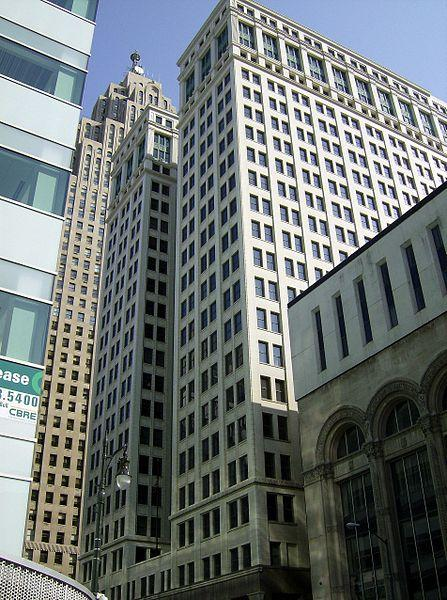"The Dime Building/""Chrysler House"""