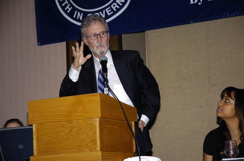 State Superintendent Mike Flanagan