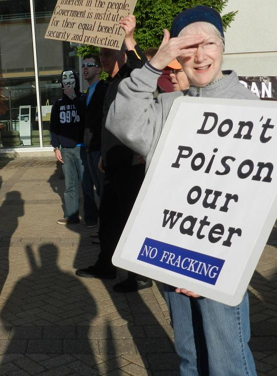 New petition is underway for Fracking in Michigan.