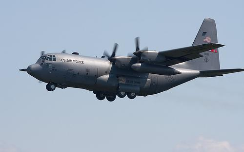The latest budget proposal from the Pentagon calls for keeping C-130 airplanes at bases around the country to preserve jobs.