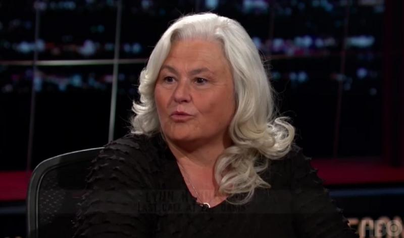 Michigan environmental activist Lynn Henning appears on HBO's Real Time with Bill Maher