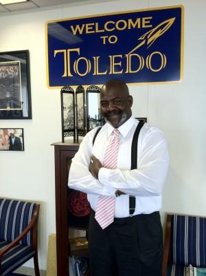 Toledo Mayor Mike Bell