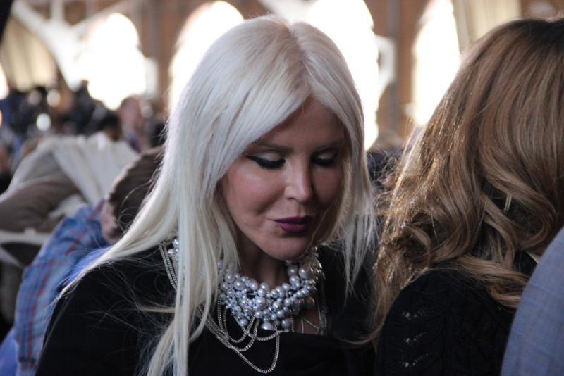 Joumana Kayrouz attended.