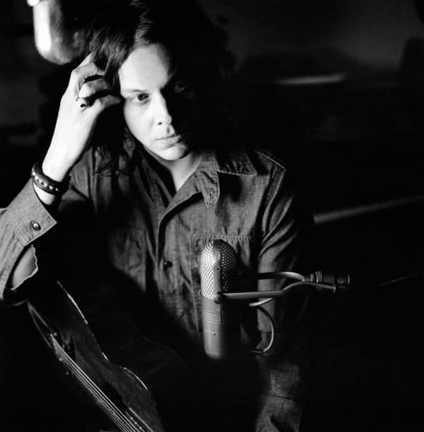 Jack White, in April of 2012