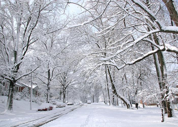 Flint area gets 'Top 10' record-breaking snowfall, Detroit ...