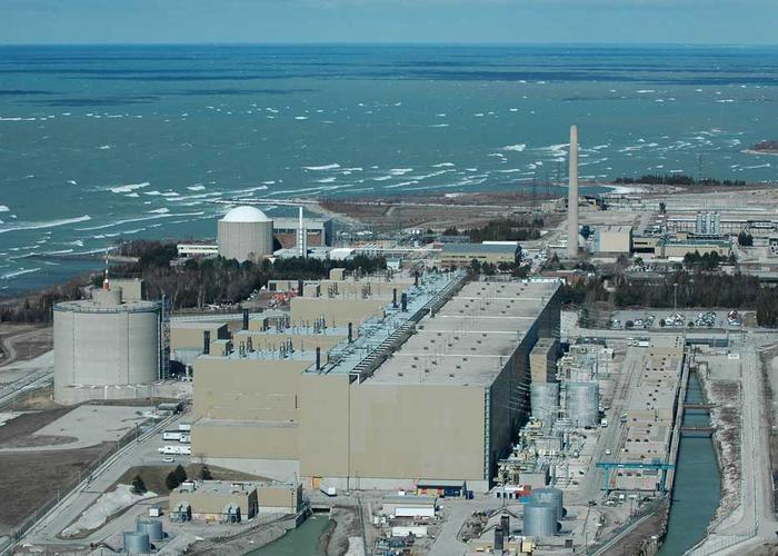 Cook Nuclear Plant Tours