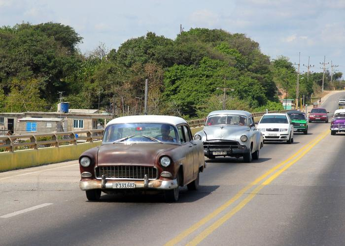 Does Cuba Still Have Old Cars
