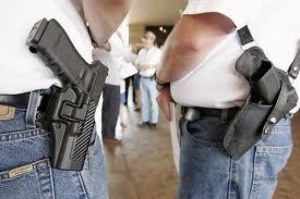 legalizing concealed weapons This feature is not available right now please try again later.