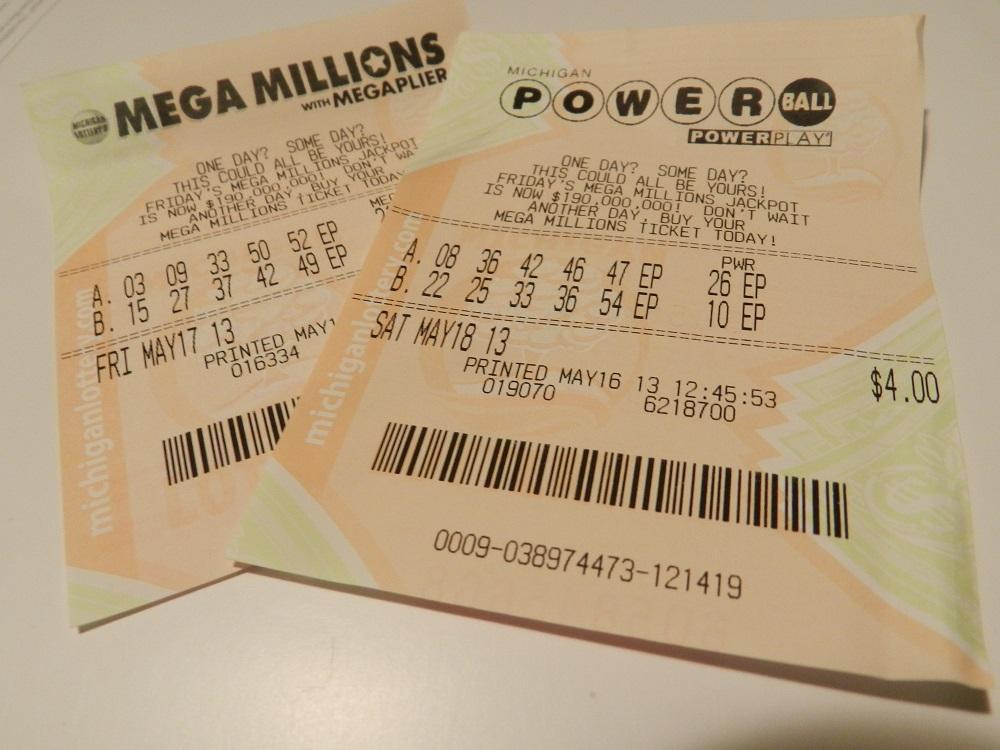 Two Big Jackpots Stoking Lottery Fever In Michigan Michigan Radio