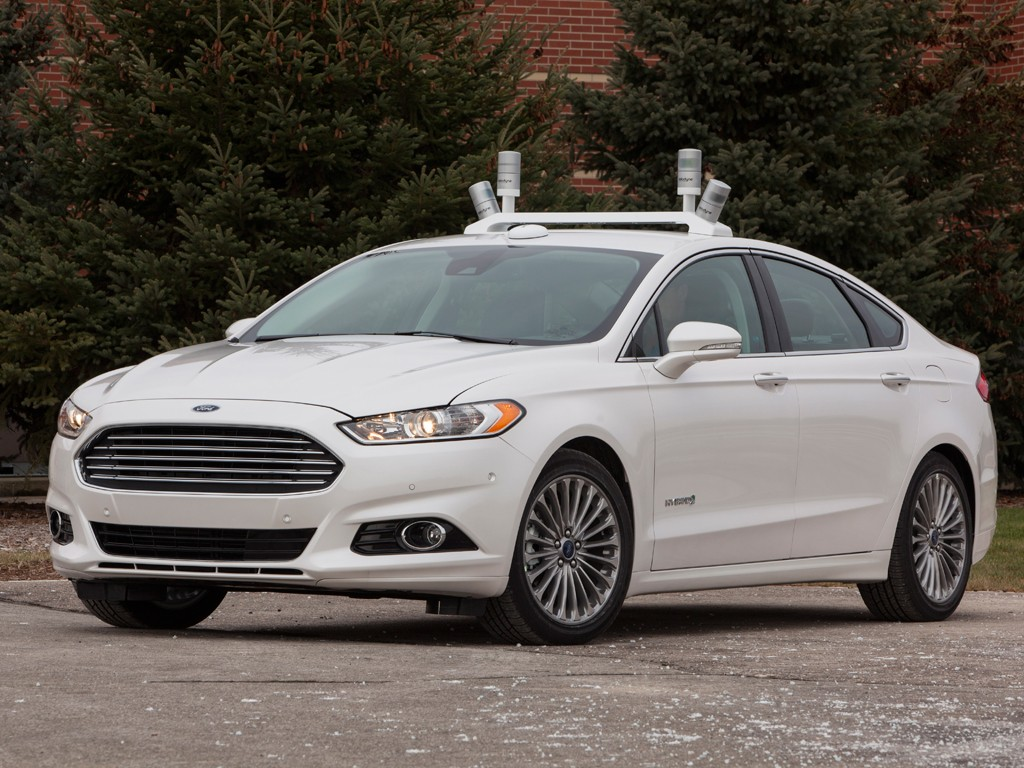 Self-driving vehicle from Ford & Self-driving car legislation approved by Michigan House | Michigan ... markmcfarlin.com