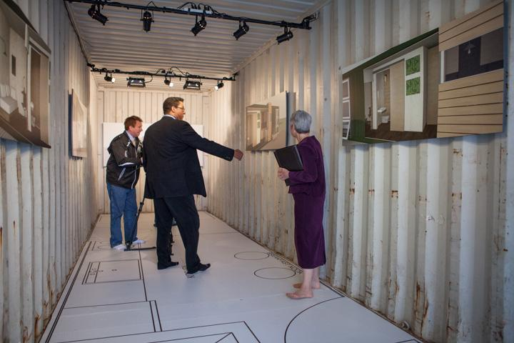 From Seagoing Shipping Container To Tiny Home Michigan Radio