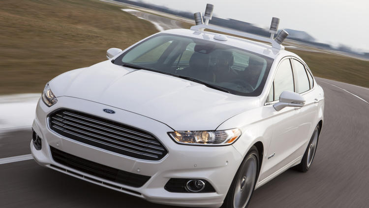 Detroit News Business Columnist Daniel Howes Says Ford Could Stand To Refresh Its Model Lineup