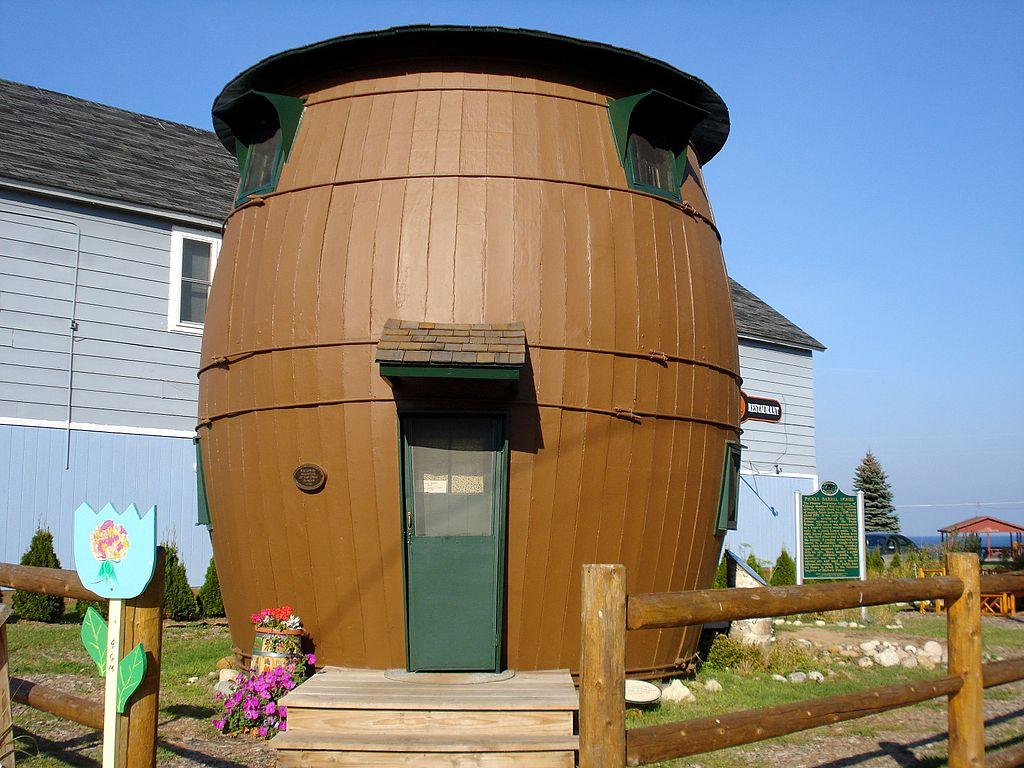 The Pickle Barrel House In 2008
