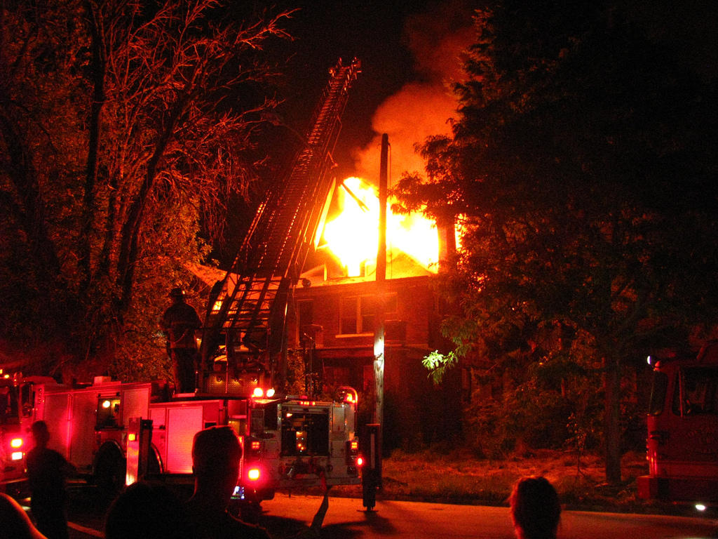 The history of fires in detroit michigan radio for Facts about house fires