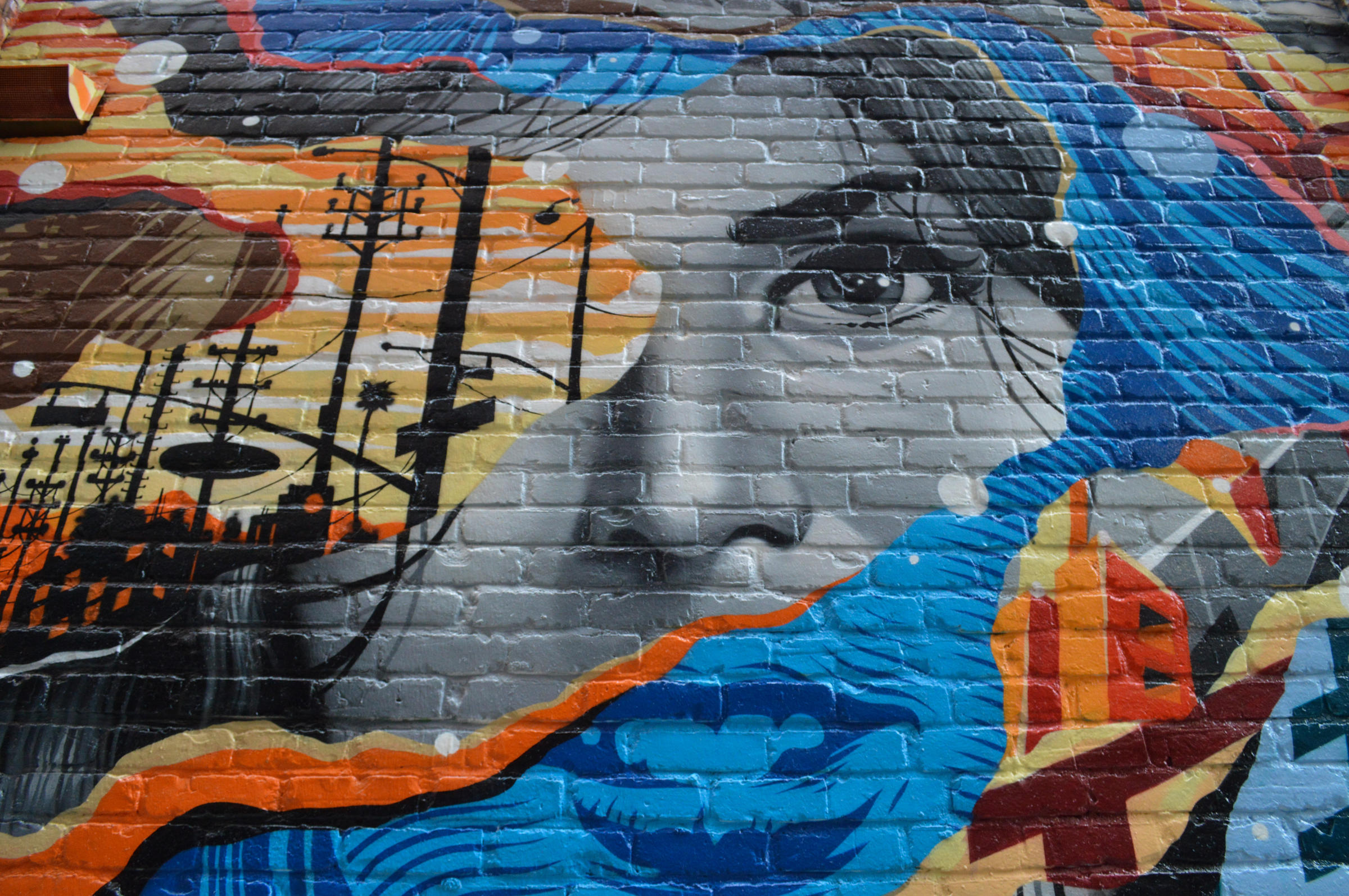 The Belt is Detroit's newest urban art installment ...