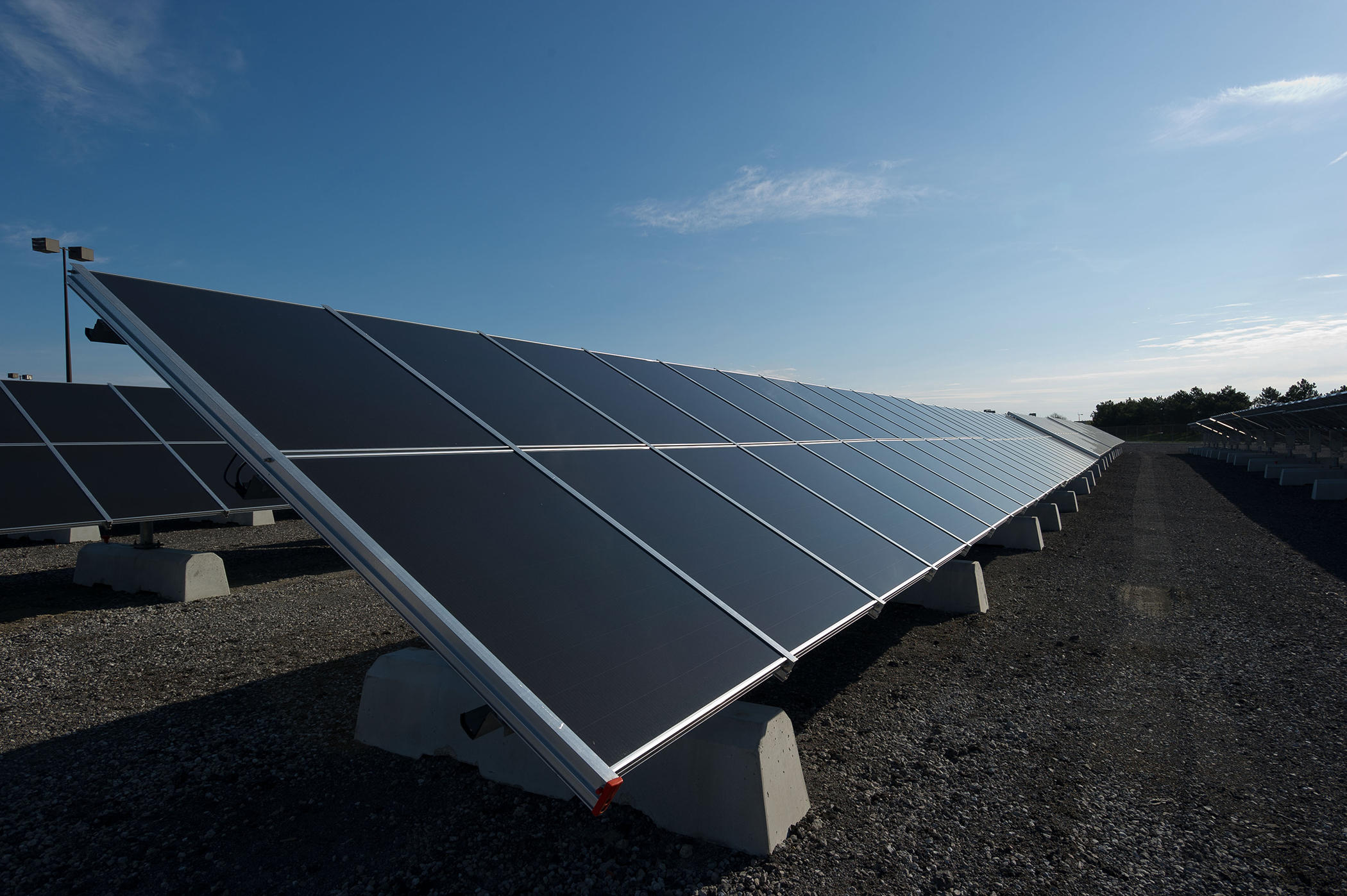 Large Solar Energy Farm Proposed For Ann Arbor Airport