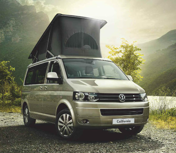 The New Vw Camper Van Sold In Europe California Says Ing This U S Would Not Be Profitable For Them