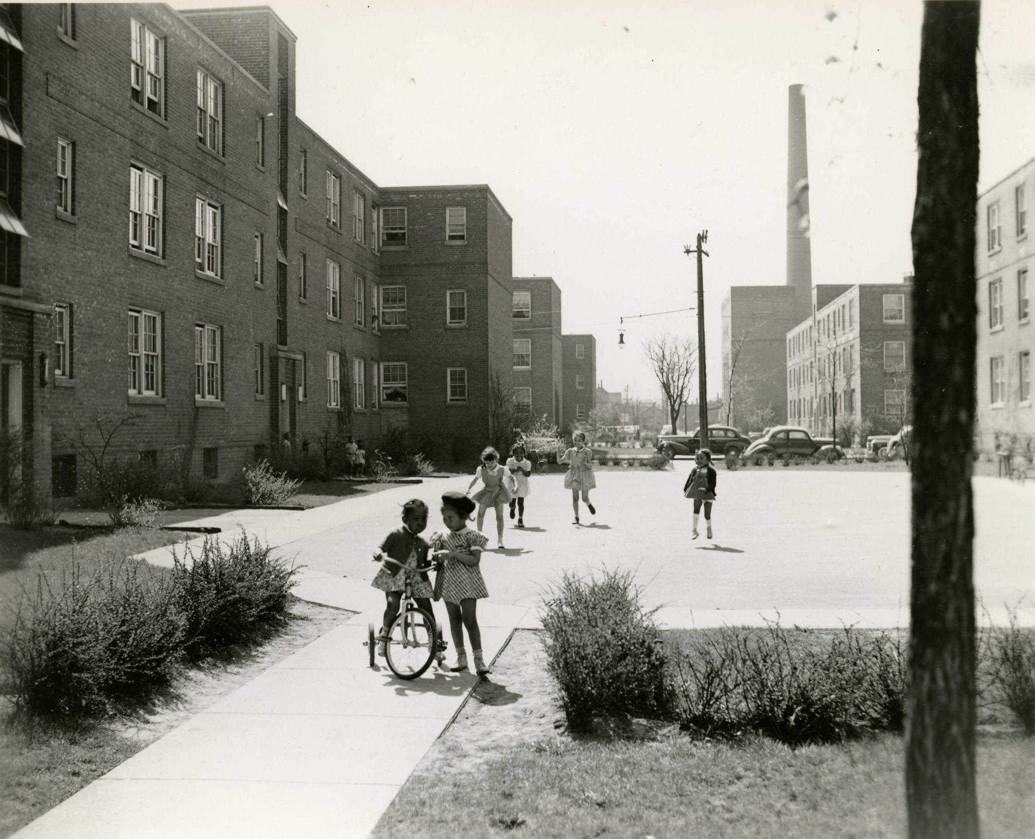 Here S Why The Brewster Douglass Housing Projects Were Built In The 1930s Michigan Radio