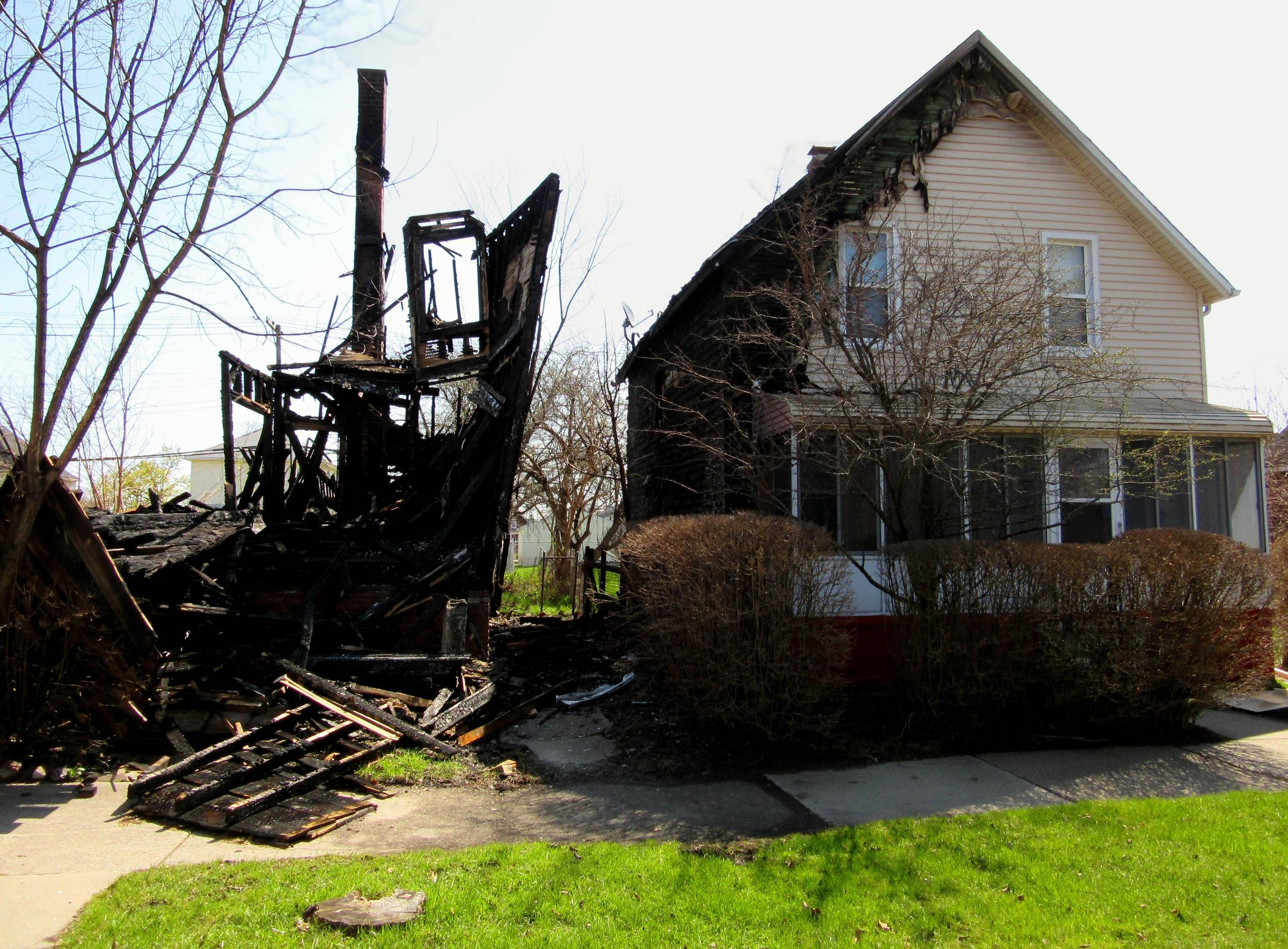 Broken fire hydrants contribute to more detroit buildings for Building a house in michigan