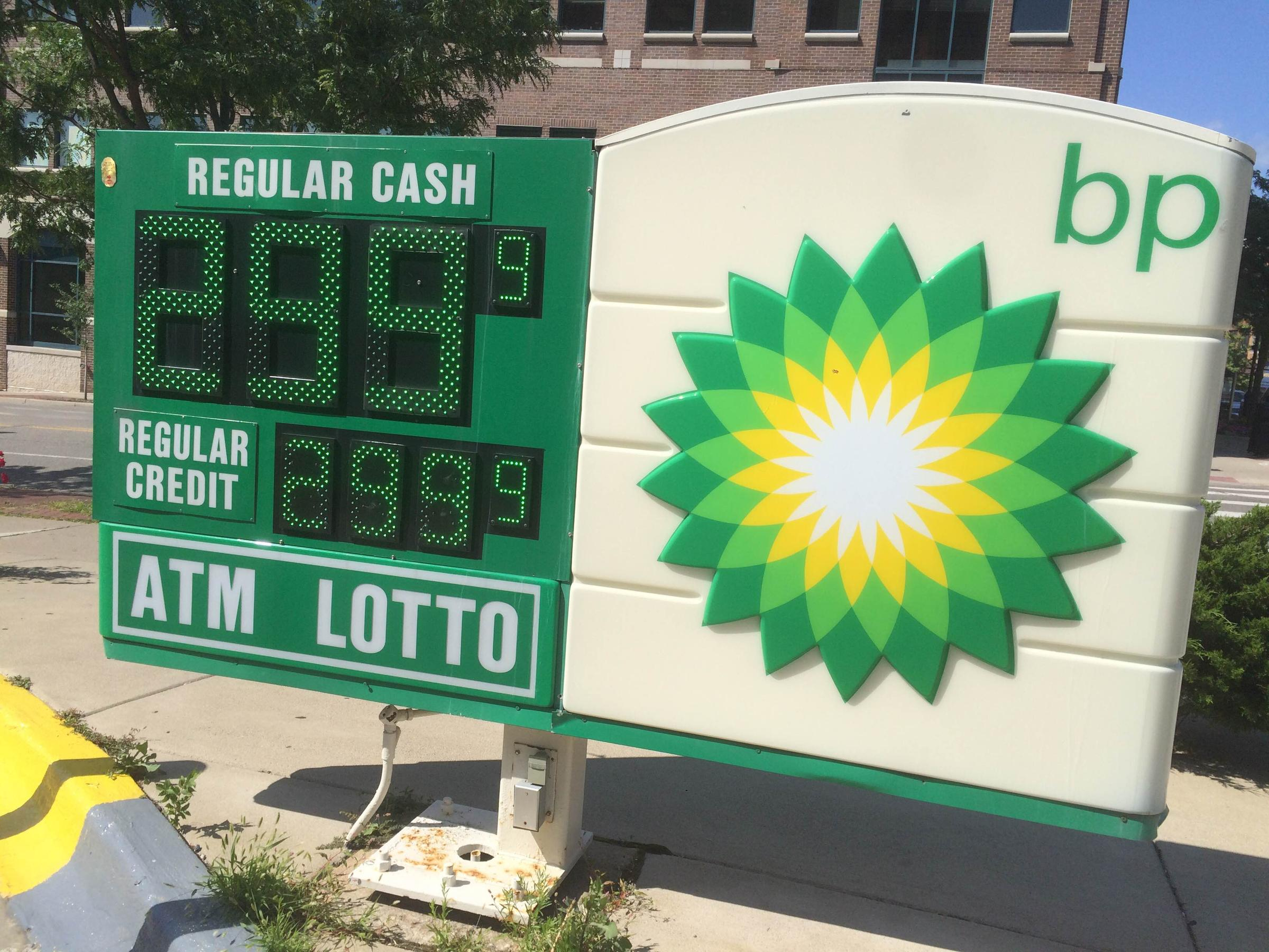 BP refinery shutdown driving up gas prices