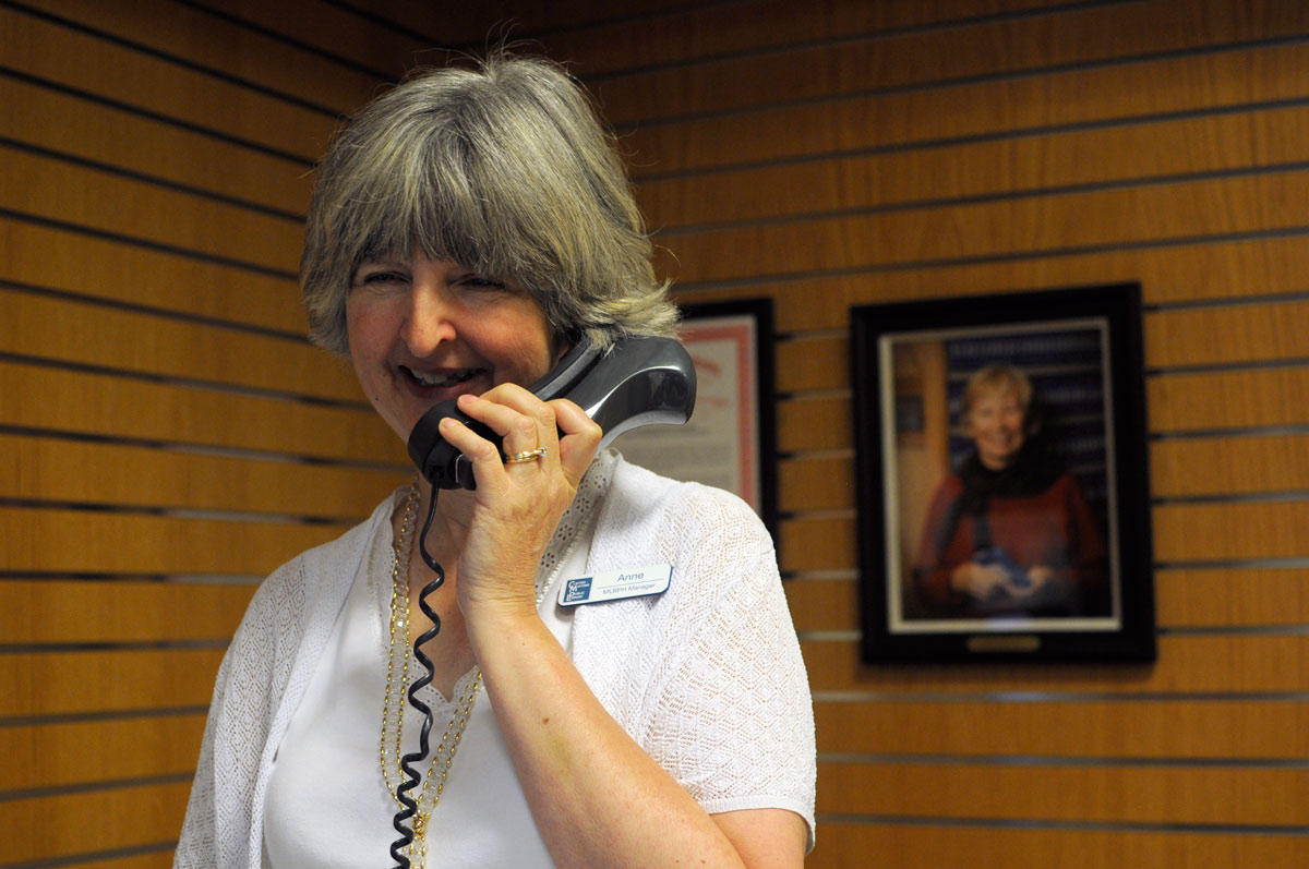 anne mandel is the head librarian at the macomb library for the blind she spends most of her day chatting with patrons over the phone. Resume Example. Resume CV Cover Letter