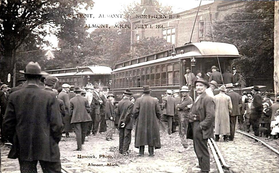 Electric Railways Of Future Past Michigan Radio