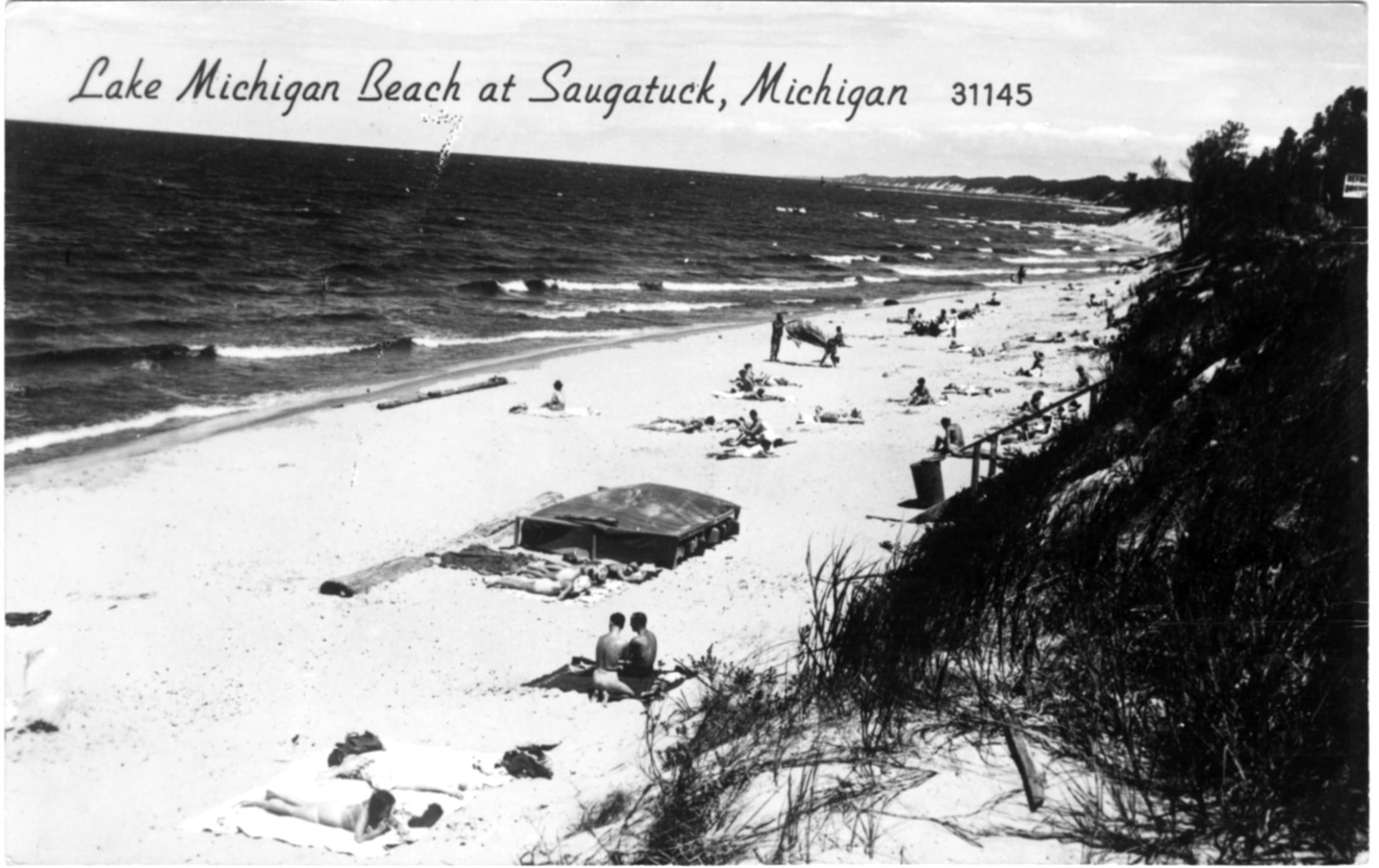 Oval nude beach michigan