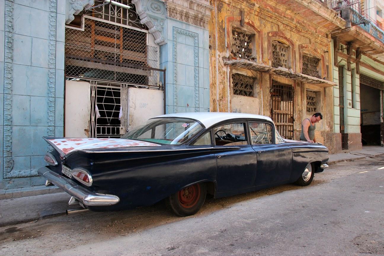Pure Cuba: Classic American Cars, A Necessity Not A Luxury