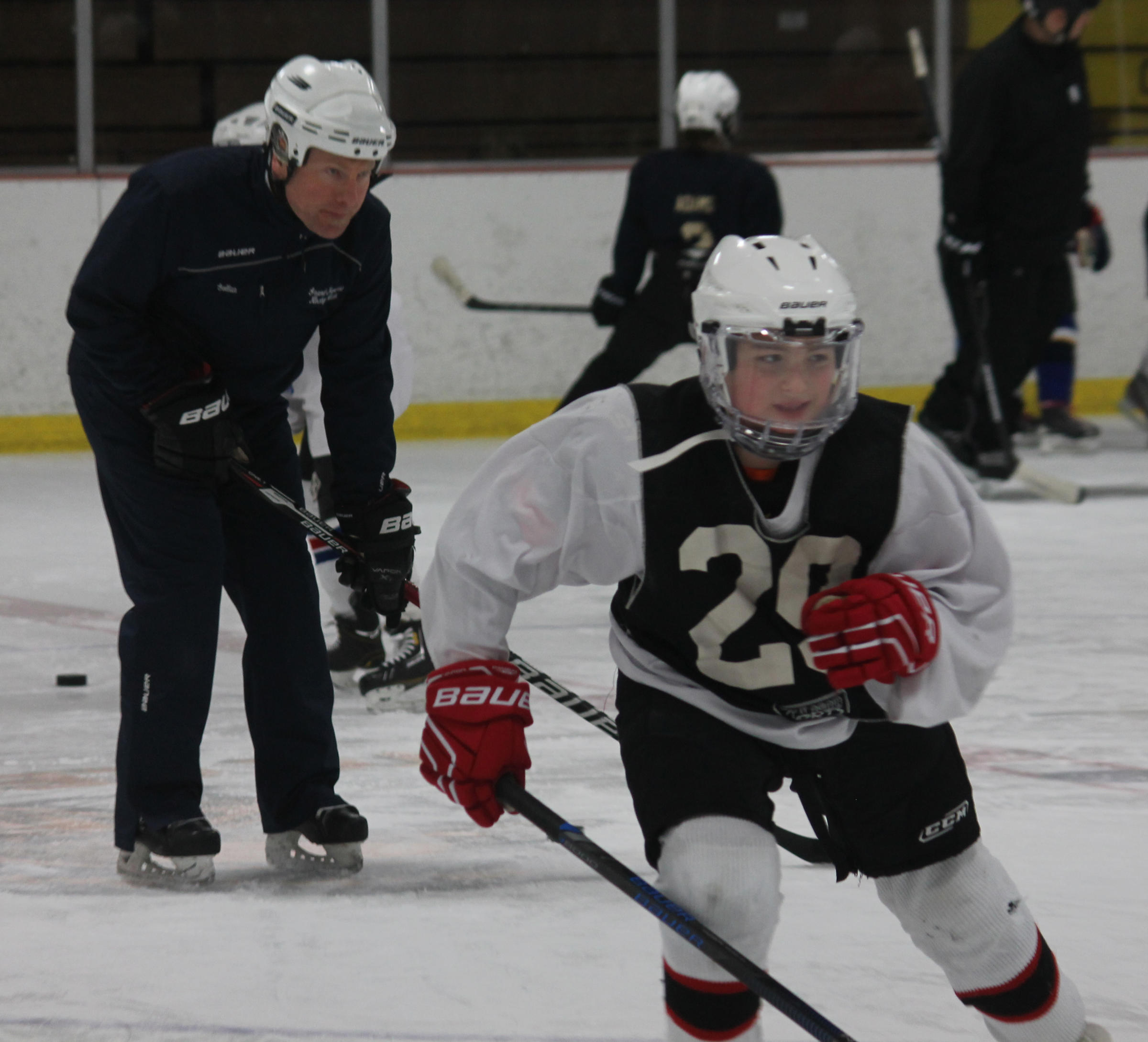 images How to Become a Hockey Coach