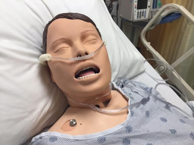 Life Like Mannequins Help Nursing Students Train For Real