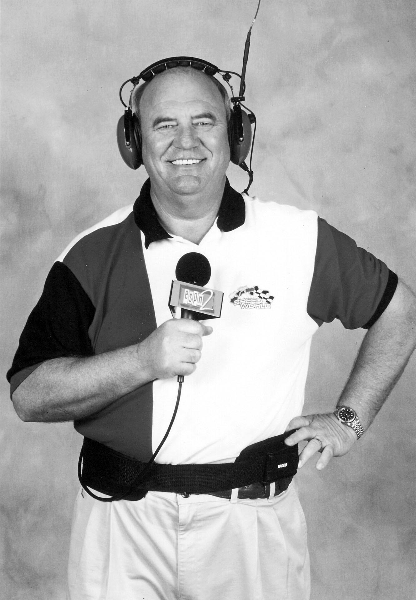 "... Matt Yocum, Benny Parsons ""changed television"" after retiring in 1988"