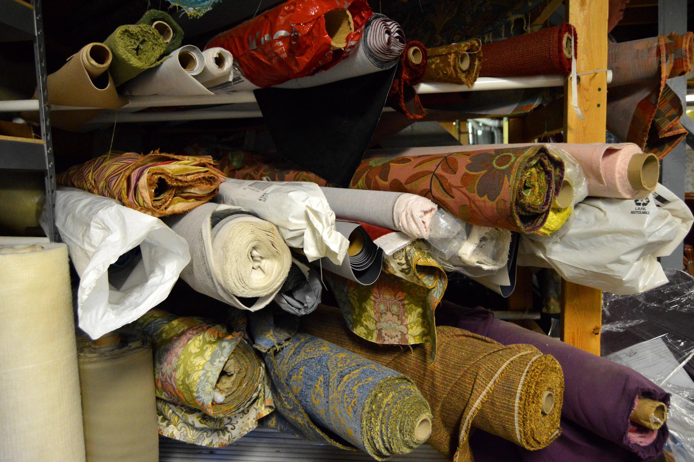 Artisans of Michigan: Upholstering for the future | Michigan Radio