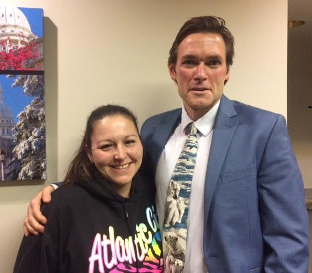 Flint water activist hailed as environmental hero with global award