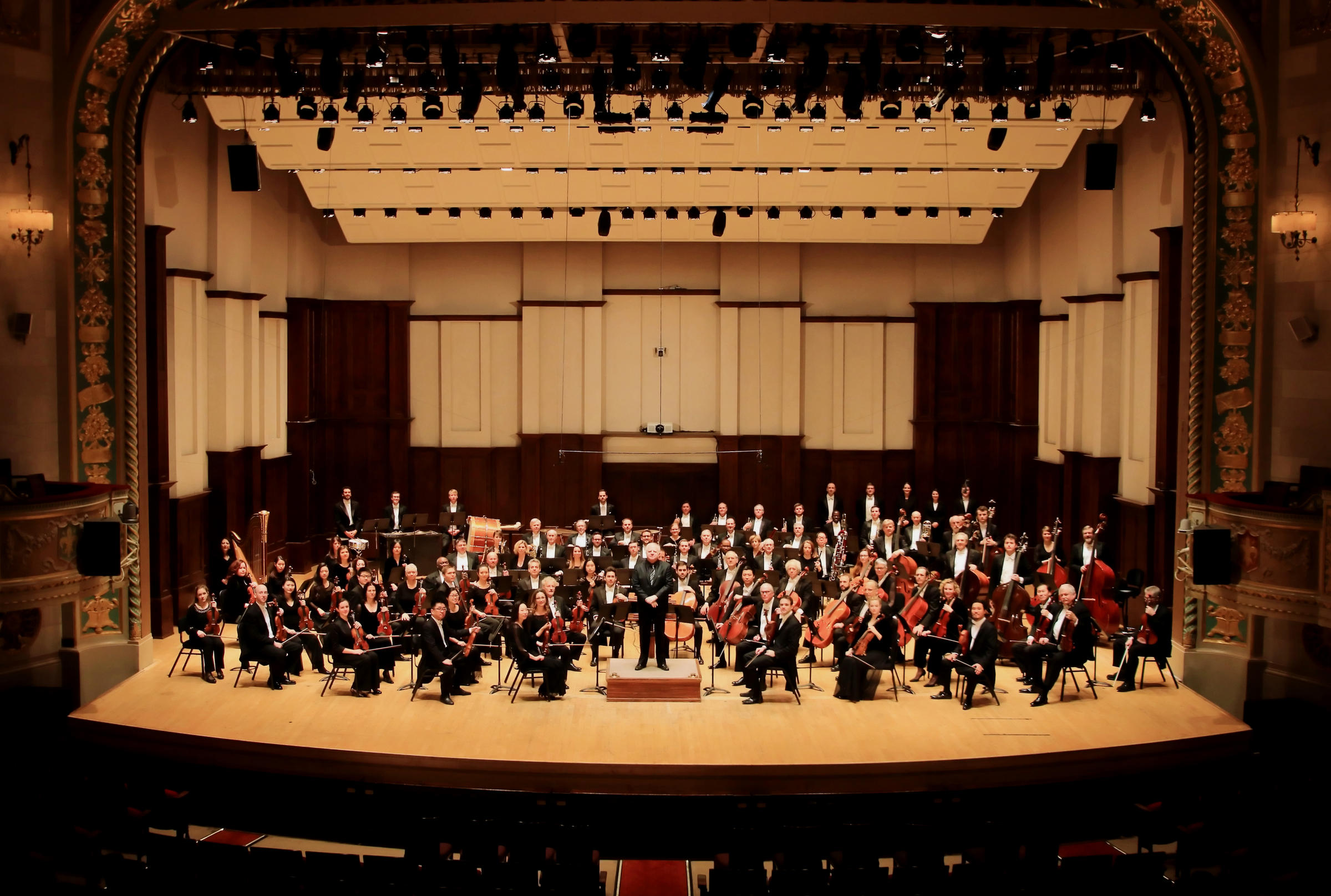 Financial Stability Allows Detroit Symphony Orchestra To Reach