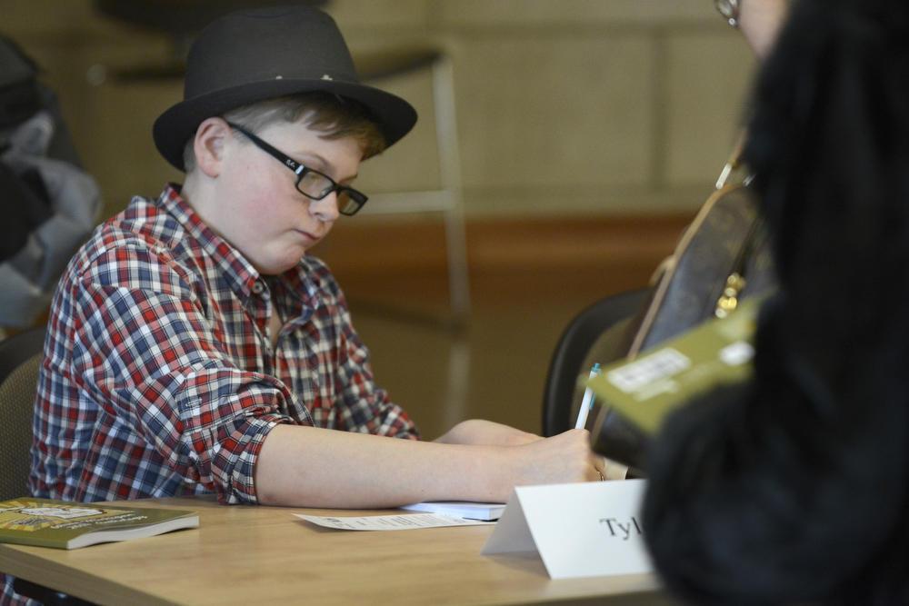 Michigan writing contests