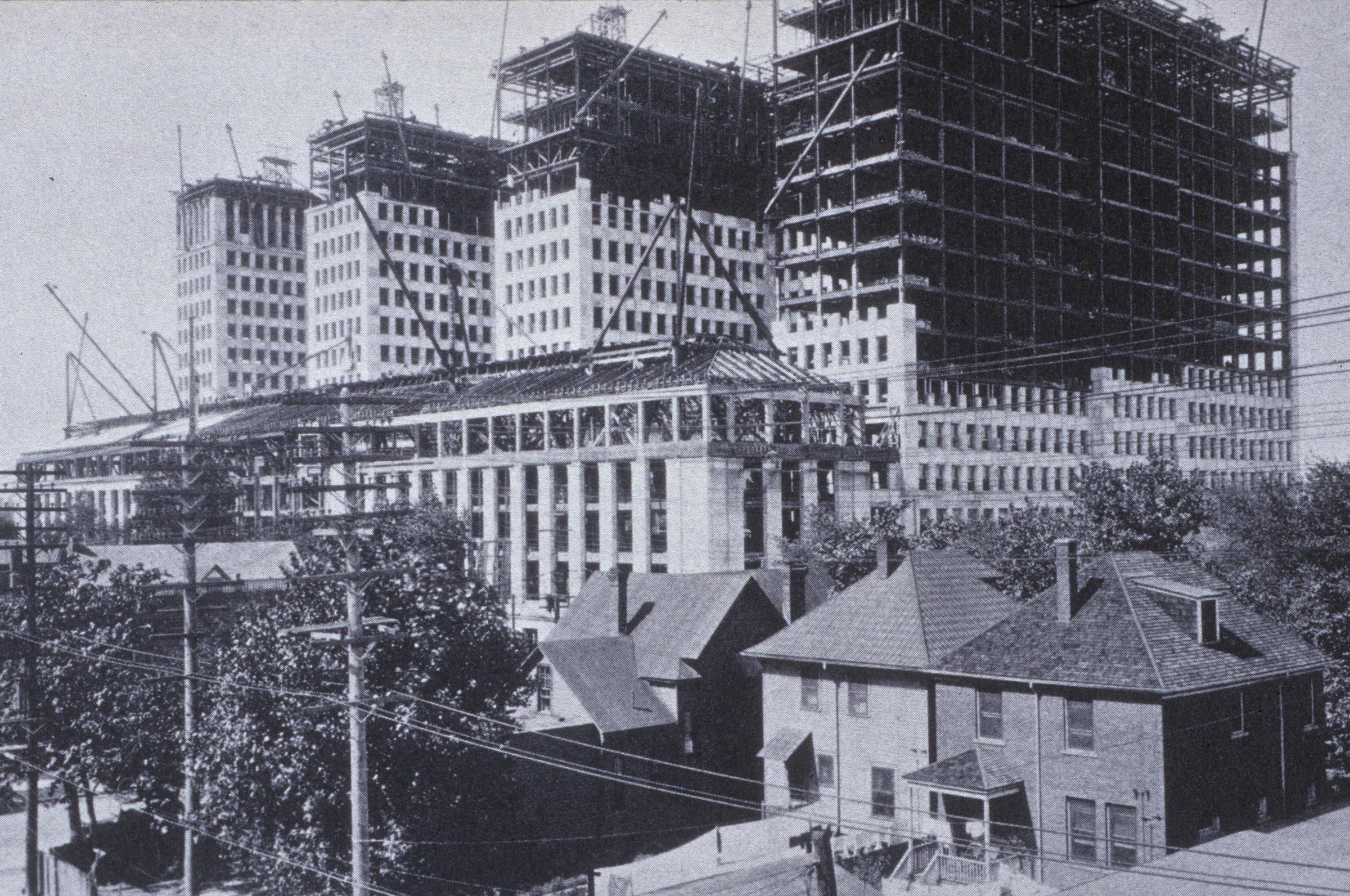 Albert kahn the architect who built detroit 39 s skyline for Detroit architectes