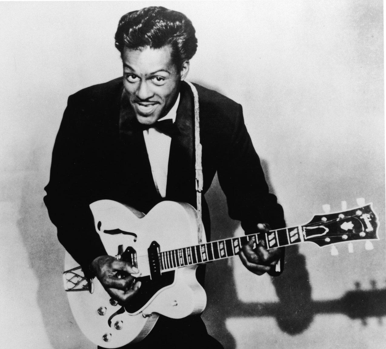 Rock Music Legend Chuck Berry Dies At 90