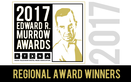 Murrow Award for best website