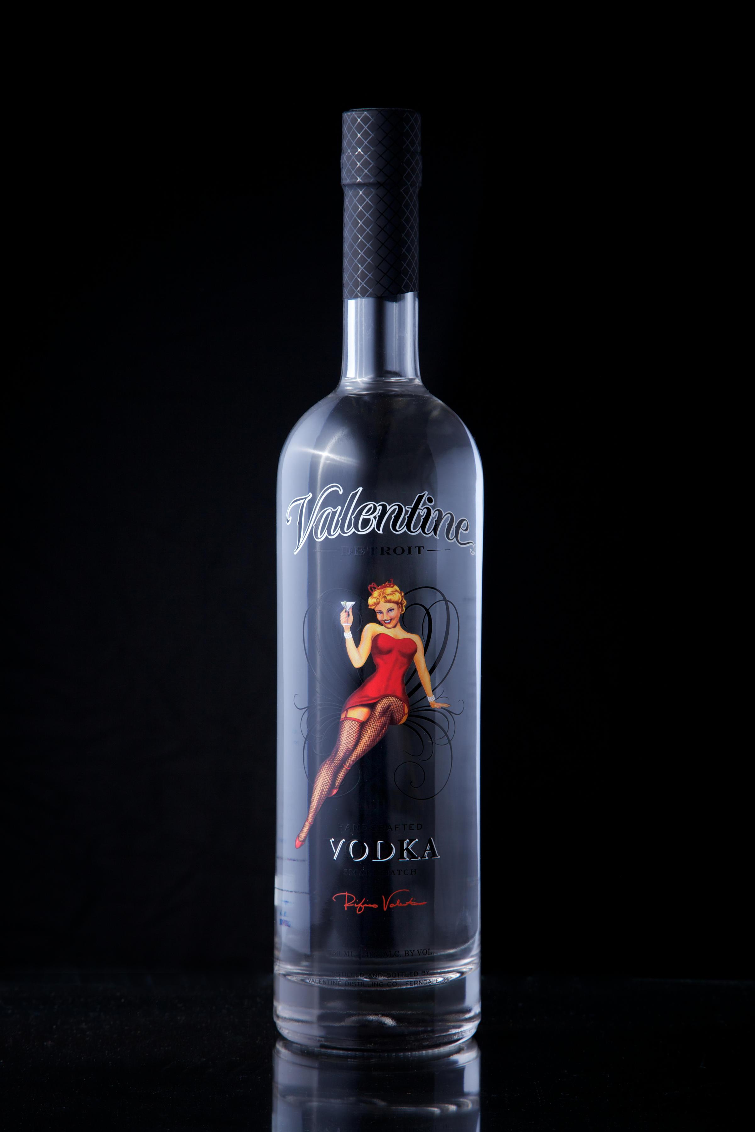 Schön Valentine Vodka