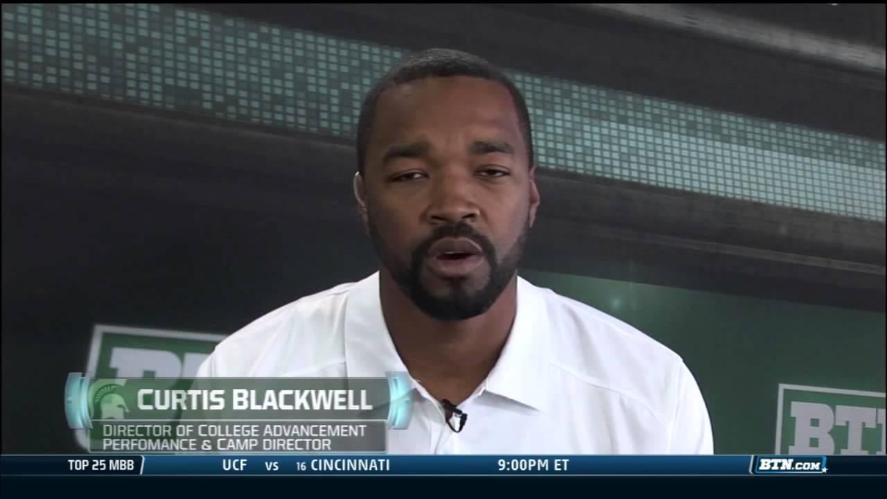 Michigan State Not Renewing Blackwell's Contract