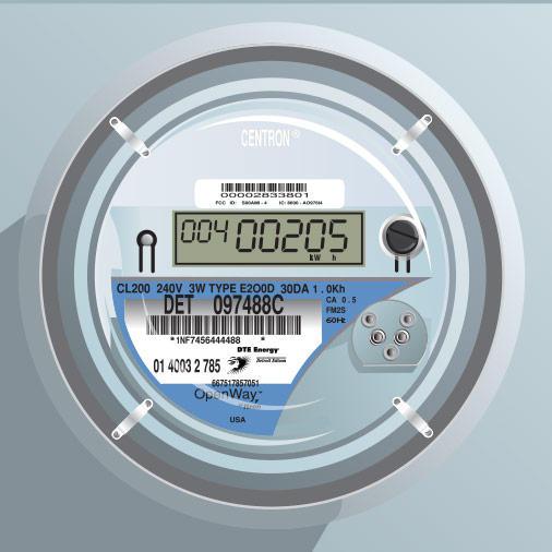 how to smart read meter western power
