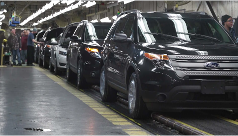 Ford To Pay $10.1M To Resolve EEOC Harassment Probe