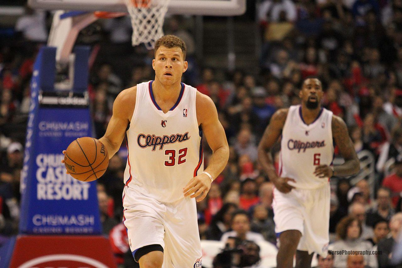 Blake Griffin (l) was the first pick in the 2009 NBA Draft. He d been with  Los Angeles for his entire career until the Clippers traded him to the  Pistons on ... 2add0fed3