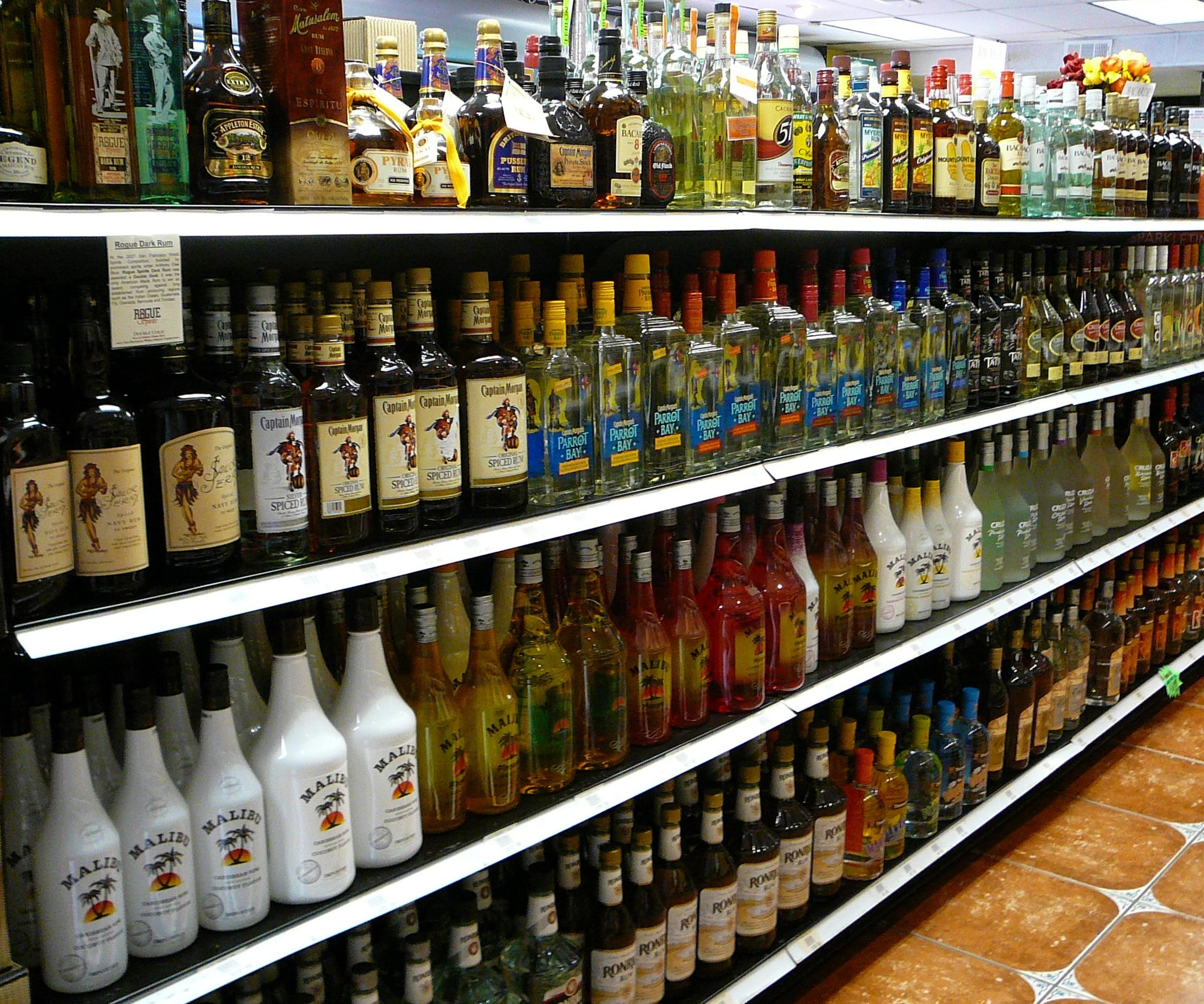 The options at liquor stores are often overwhelming. And if you buy the  wrong bottle in Michigan, you're stuck with it.